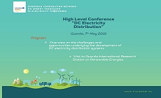 High Level Conference – DC Electricity Distribution